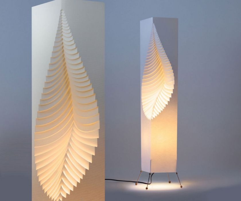 foto: Leaf - Floor Lamp 110cm (43inches)