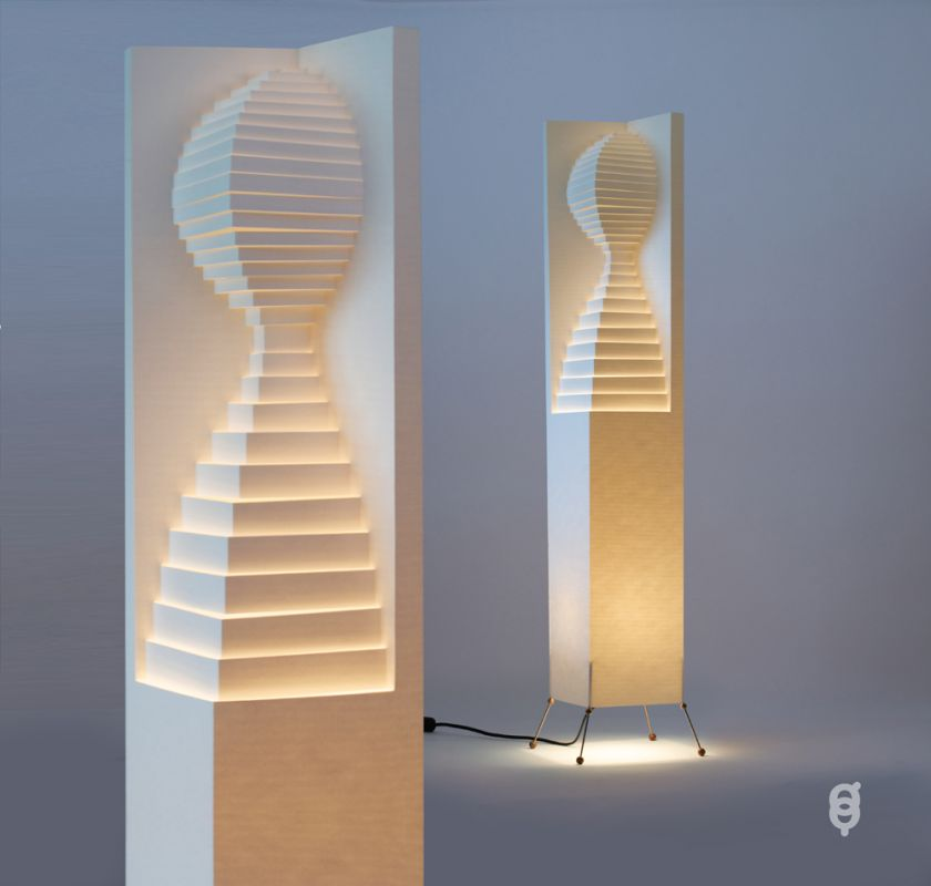 Guard Figura - floor lamp 107cm