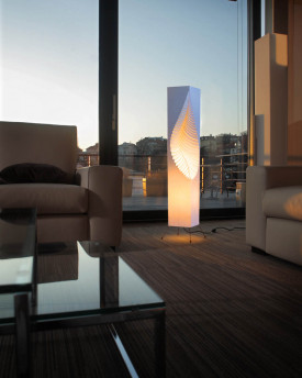 "Leaf - Floor lamp 107 cm (43"")"